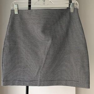 Stretch Striped Skirt or Bundle 3 for $30